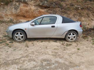 Opel. Tigra. Opel tigra 2000