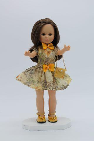 CANDELA. Vestido casual para muñeca