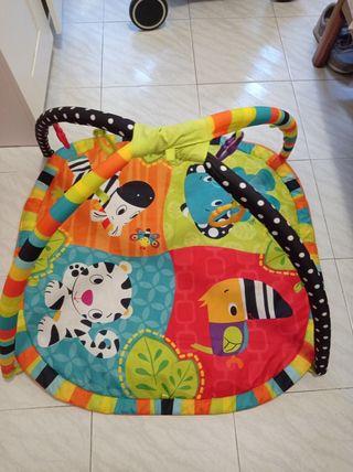 alfombra de estimulación bebe/ gimnasio