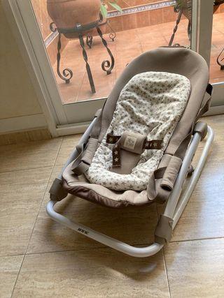 Hamaca bebé Jané Fold