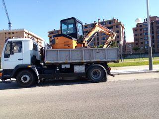 Excavaciones y Aridos camion Dumper