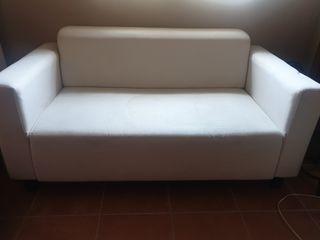 Sofá sillón 2 plazas