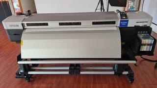 Plotter sublimación