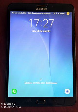 Tablet Samsung tab S2 en garantía opción sim