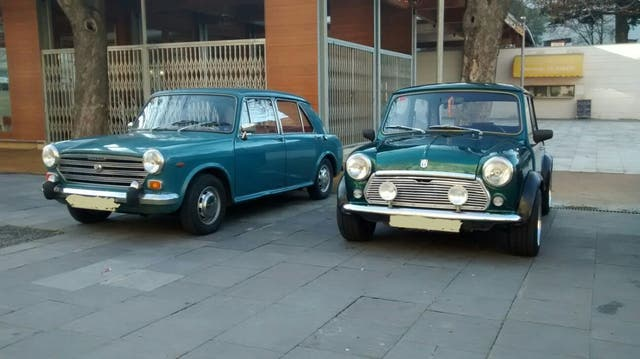 Authi Morris 1300 1969