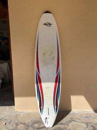 Tabla de surf mini malibu