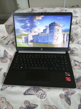 Portátil HP Laptop 14-dk0xxx
