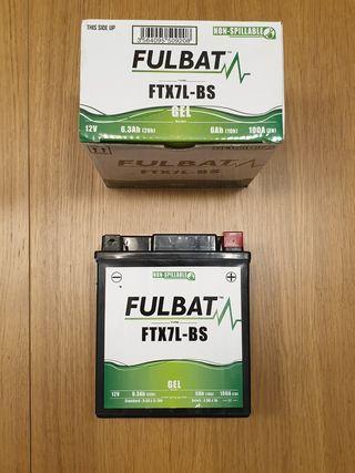Bateria GEL 12v 6.3Ah NUEVA