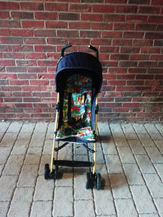A fun unique stroller