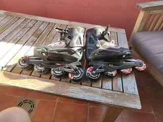 Patines Rollerblade Ajustables