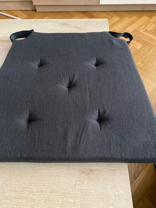 4 Cojines ikea nuevos silla jardín