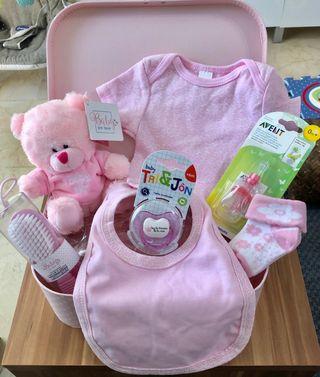 Maletín / Lote accesorios de bebé (A ESTRENAR!)