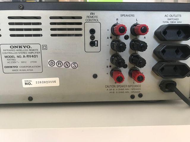 Amplificador Onkyo