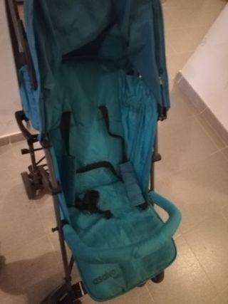 Carrito de paseo bebe marca a salvo