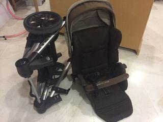 Carro bebé 4 piezas