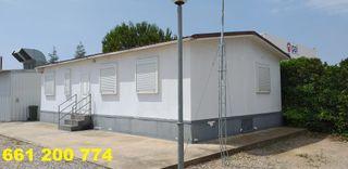 Chalet mobile home 80 m2 3 dormitorios 2 baños