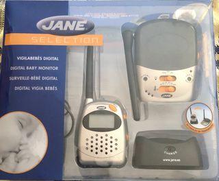Vigila bebés digital de Jane