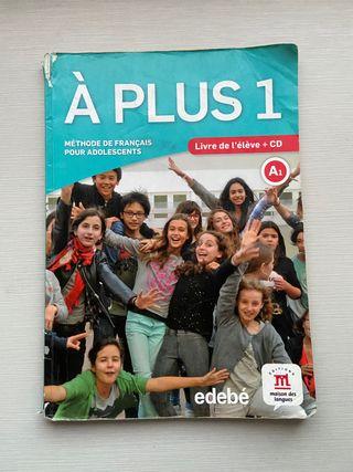 Llibre de francès 1 eso