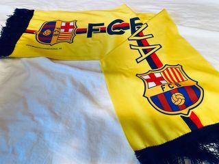 Bufanda Original Futbol Club Barcelona