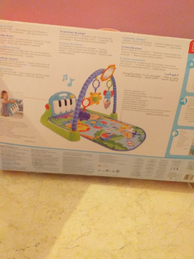 Juego Fisher Price