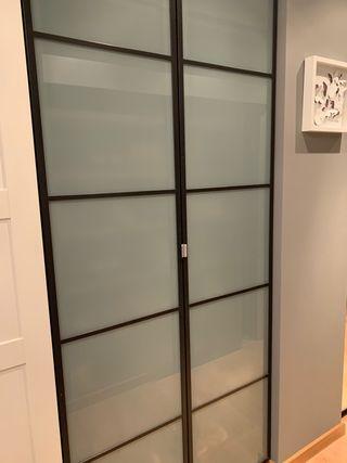 4 Puertas armario IKEA