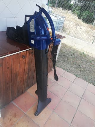 Aspirador-Soplador triturador eléctrico