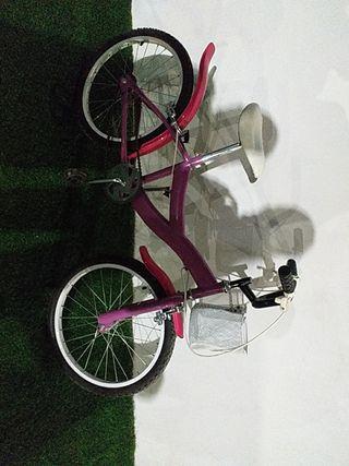 bicicletas morada de niñas de 5 años a 10 años