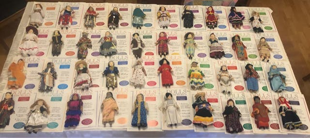 Dolls of the world - complete collection