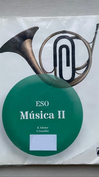 Llibre de música 2 eso