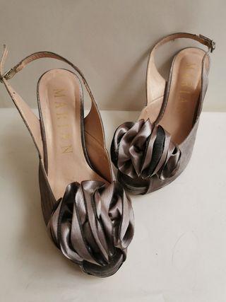 zapato/sandalia M60845 Vison
