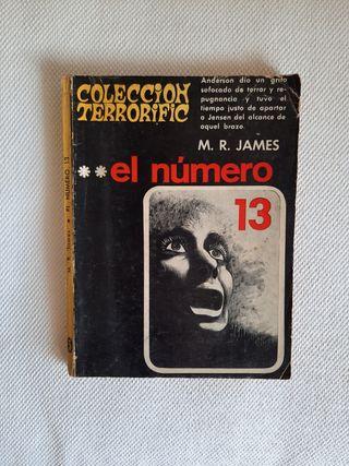 Colección Terrorific 5