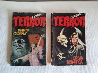 2 números Extra Terror