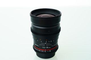 Walimex 35mm T1.5 AS UMC para Canon en GARANTÍA