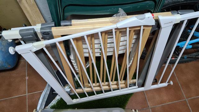 puertas barreras