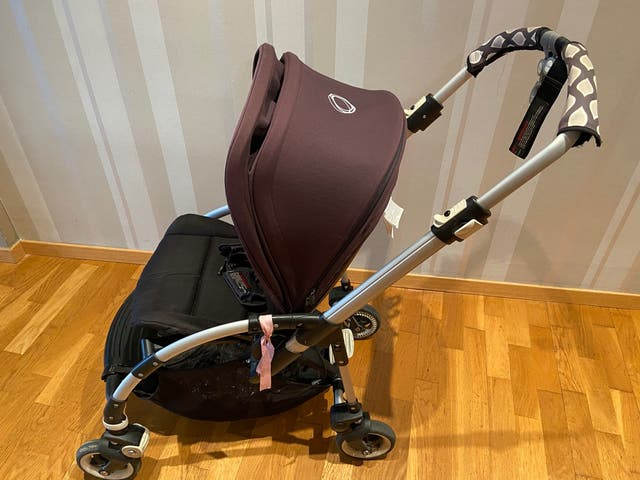 Bugaboo bee plus 2013