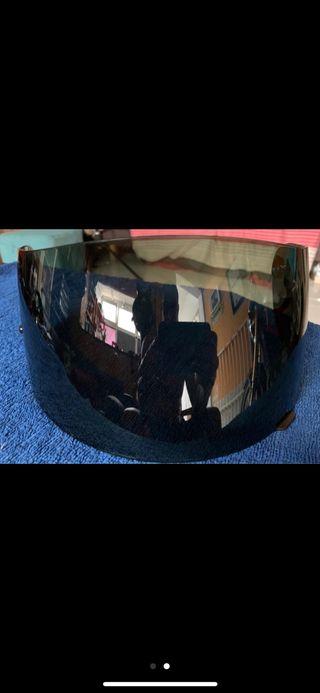 2 Viseras casco moto Shoei