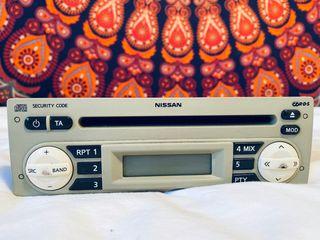 RADIO NISSAN » MICRA 1.4 (2002 - 2011)
