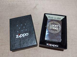 Mechero Zippo Lucky Strike A ESTRENAR
