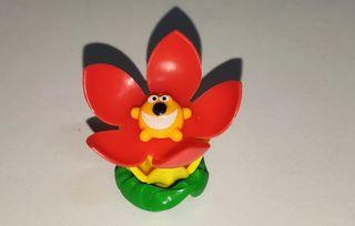 Figura Huevo Kinder - Florecilla