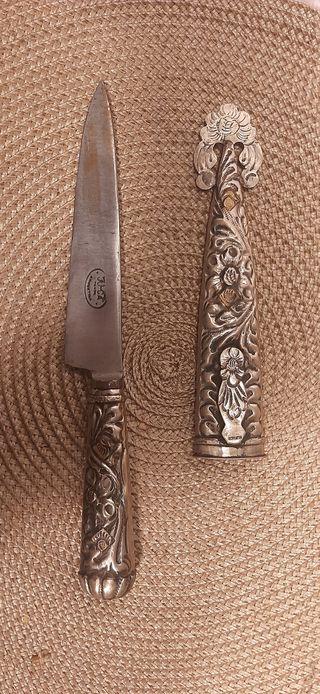cuchillos de coleccionista.