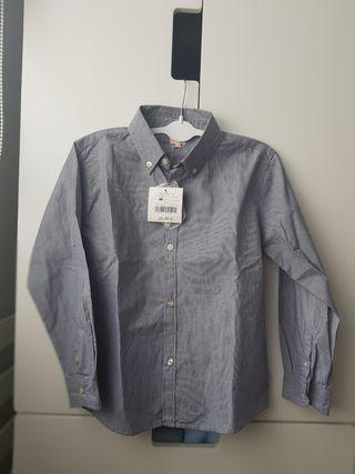 Camisa Gocco con ETIQUETAS. T.5-6