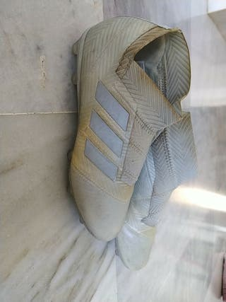 Botas de fútbol sin cordones