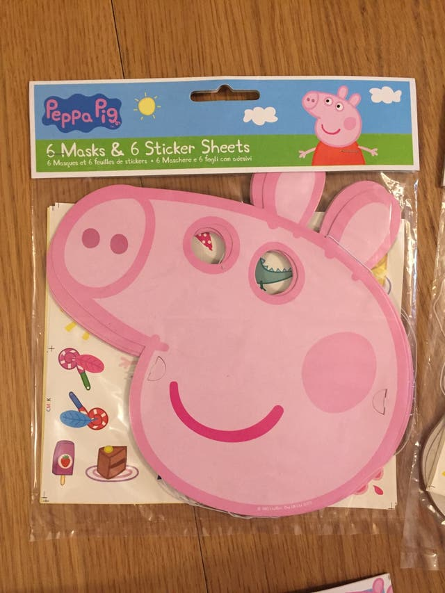 Fiesta infantil Peppa Pig