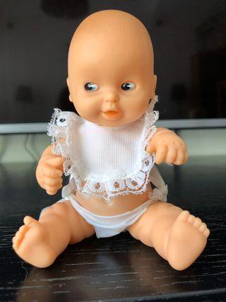 Muñecos Barriguitas años 70