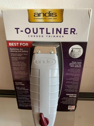 Máquinas de recorte ANDIS T-OUTLINER(TRIMMER)