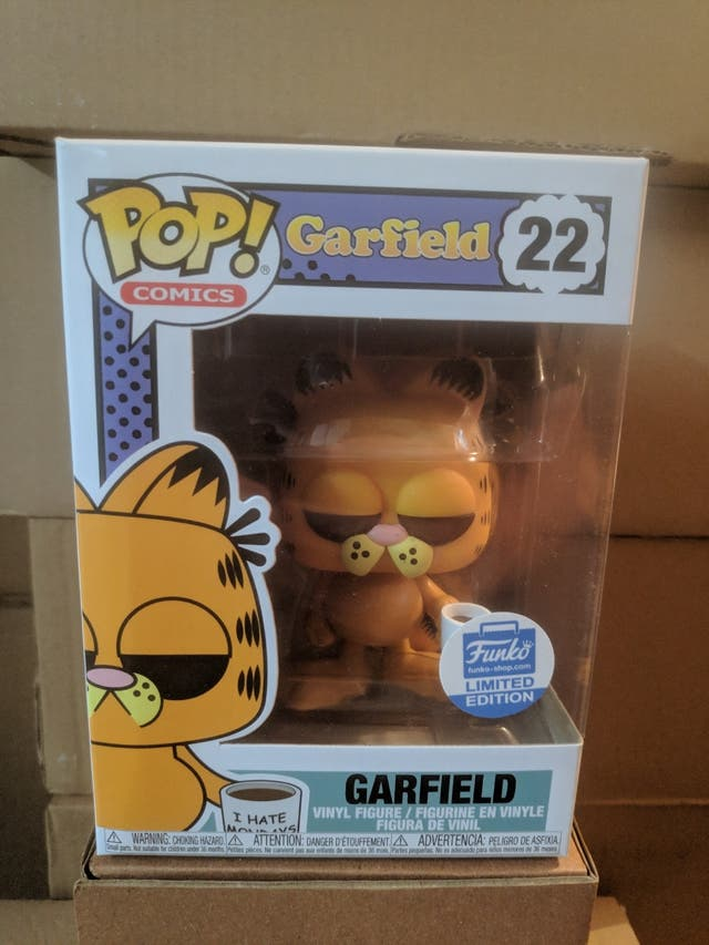 Funko Pop Garfield
