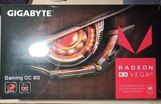 GIGABYTE RADEON RX VEGA 56 8GB OC HBM2