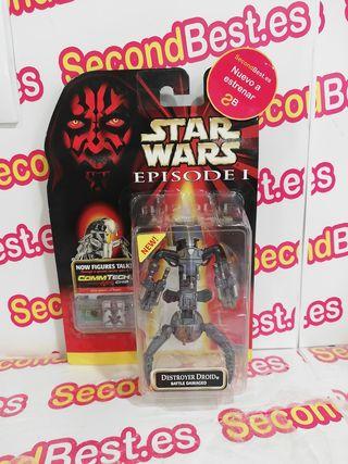 Figura star wars episodio 1 Destroyer Droid