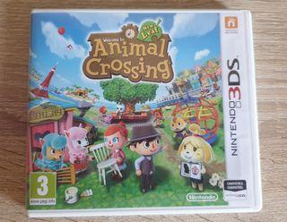 Juego Nintendo 3DS - Animal Crossing New Leaf
