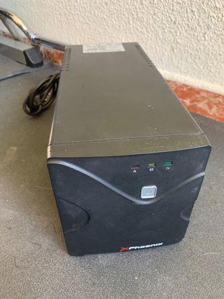 SAI XPhoenix 1000VA/600W PARA PIEZAS